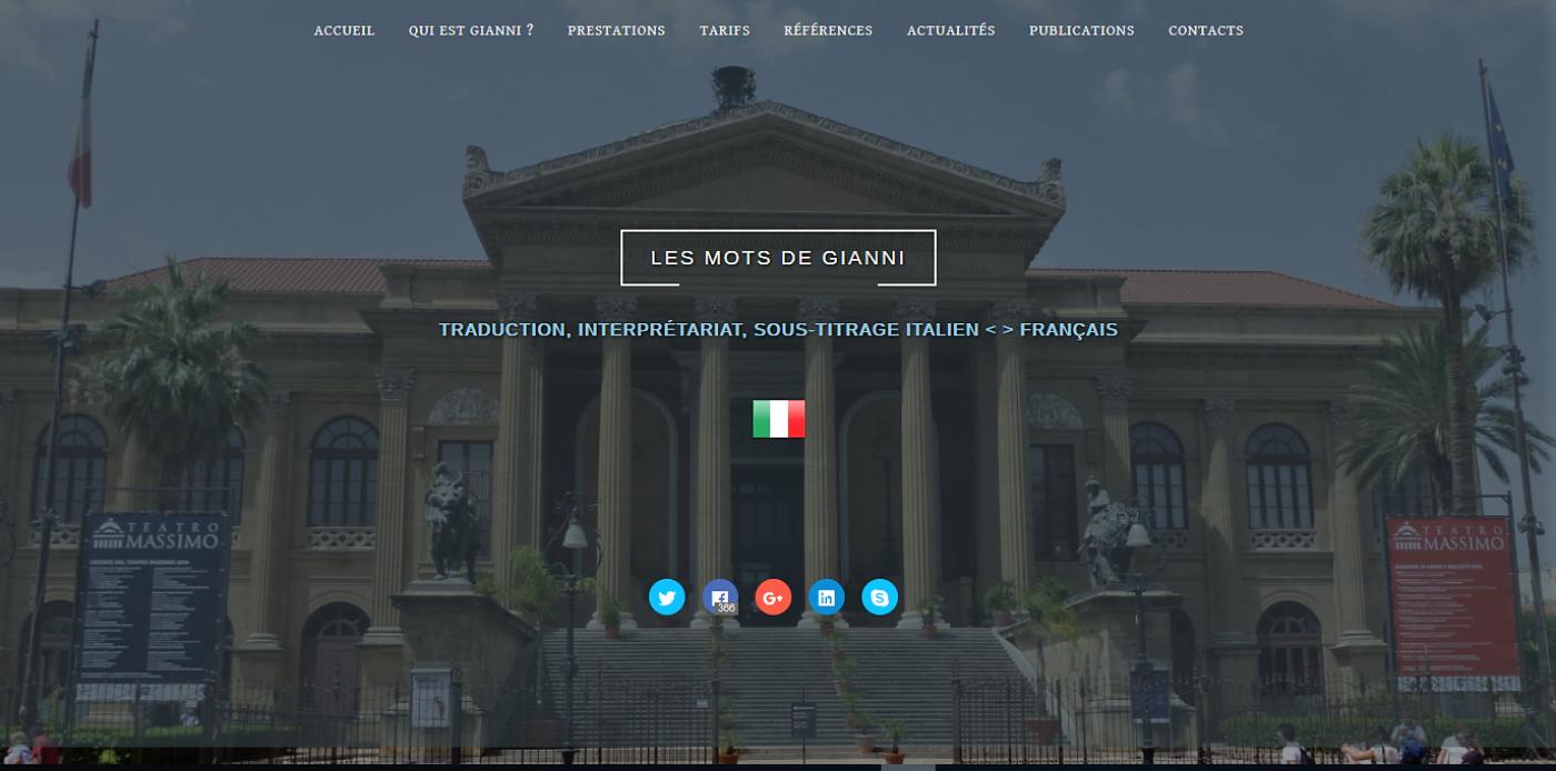 Traducteur interprète italien-français, Clermont-Ferrand, Auvergne-Rhône-Alpes
